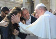 papa francesco famiglie