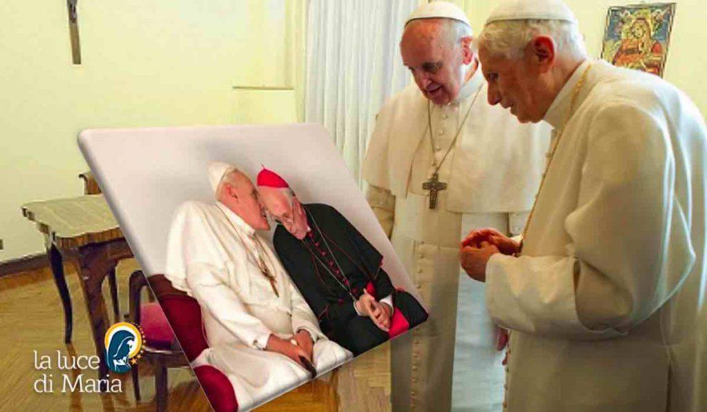 I Due Papi - Papa Francesco e Benedetto XVI