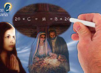 Epifania benedizione gessetto
