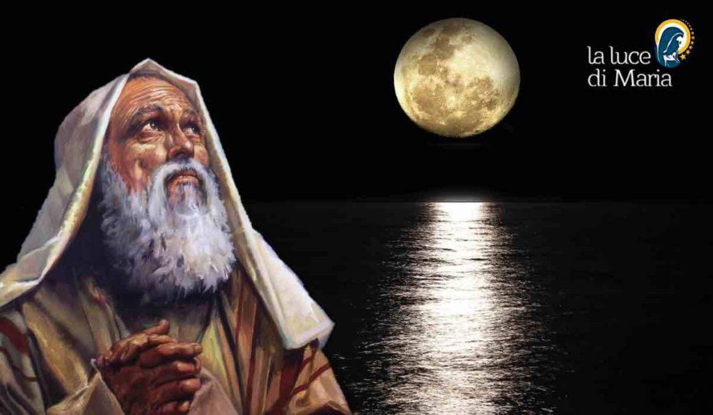 eclissi luna bibbia