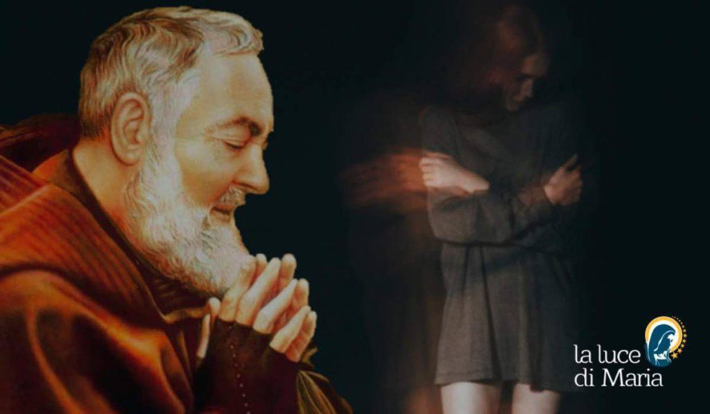 San Pio preghiera depressione