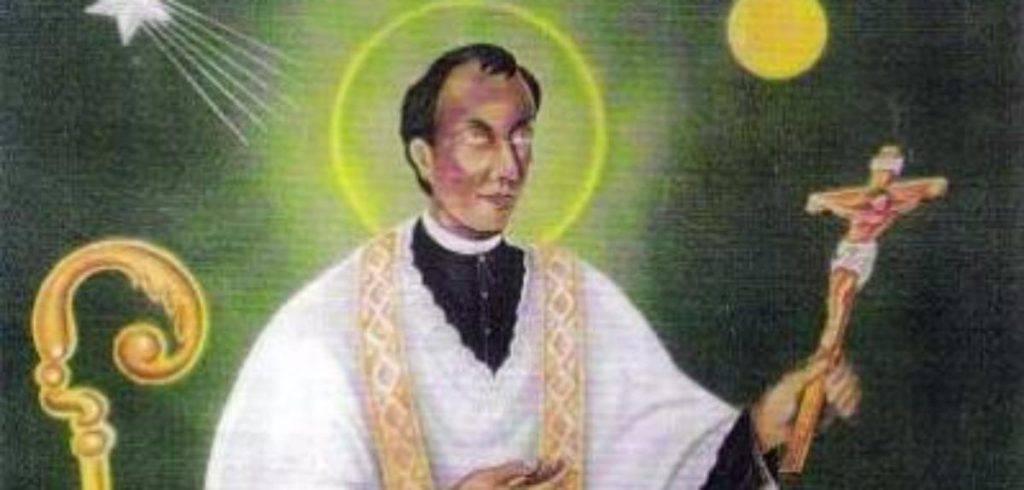San Giuseppe Vaz missionario