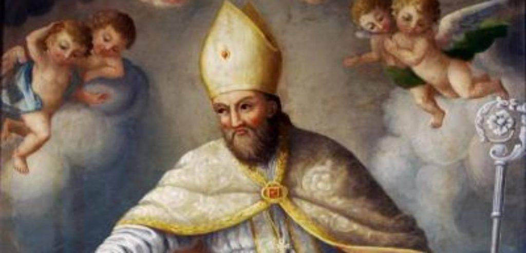 Sant'Ilario di Poitiers Vescovo