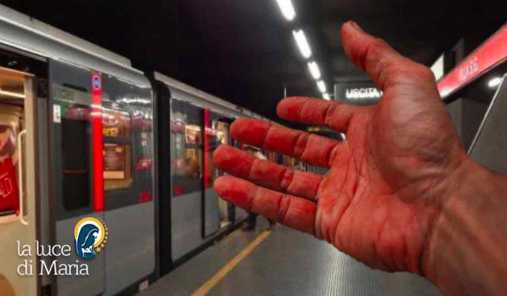 Suicidio metro