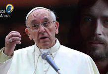 Papa Francesco Dio è tra noi