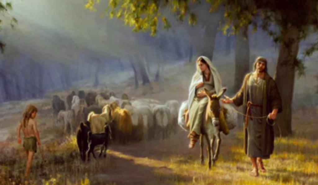 Viaggio Maria e Giuseppe