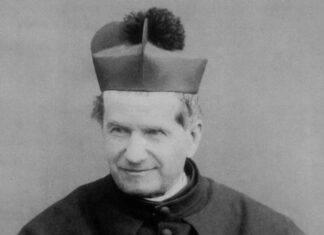 pensiero Santi - Don Bosco