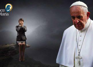 Papa Francesco - insulto
