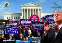 Quaresima: 40 giorni pro life col sostegno del presidente di Donald Trump