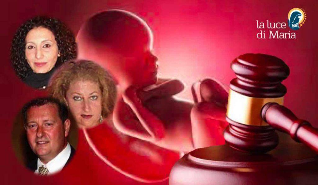 Aborto arresto