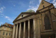 Cattedrale di Ginevra - Saint Pierre