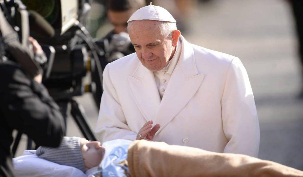 papa francesco ammalati