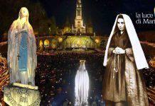 Lourdes preghiera