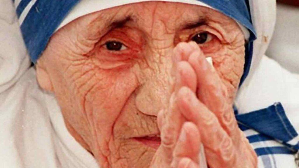 pensiero Santi - Santa Teresa di Calcutta 1