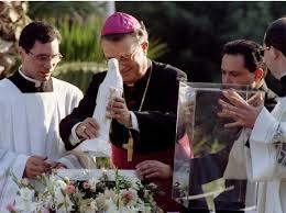 Mons Grillo di Civitavecchia e la statua