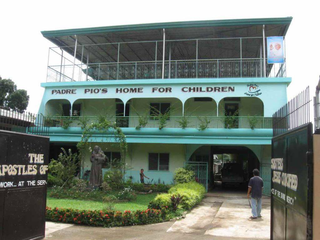 Padre Pio's Home