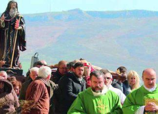 siccità processione sicilia