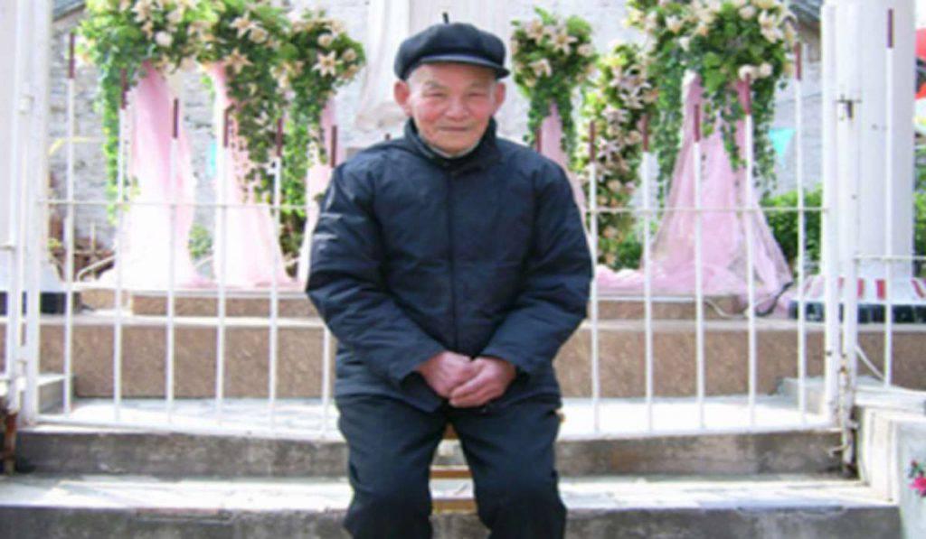 vescovo cinese guarito