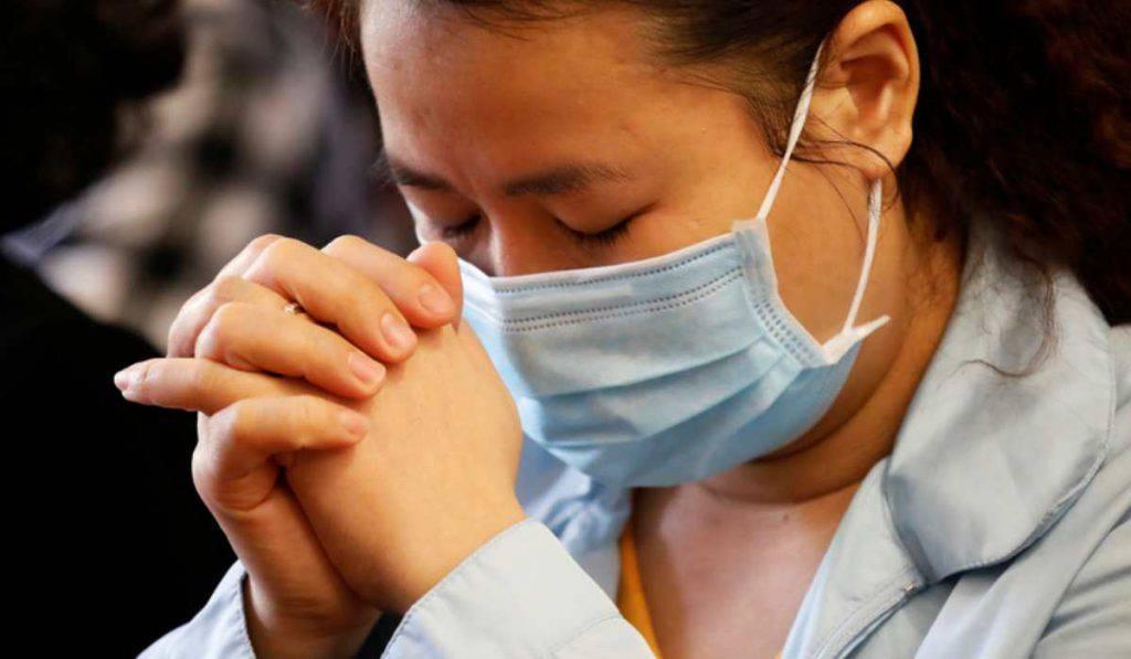 casa famiglia preghiera coronavirus