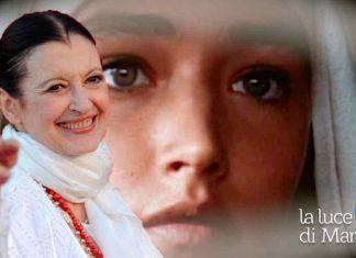 Carla Fracci e la devozione a Maria