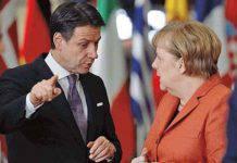 Conte Merkel Coronavirus dati decessi non tornano