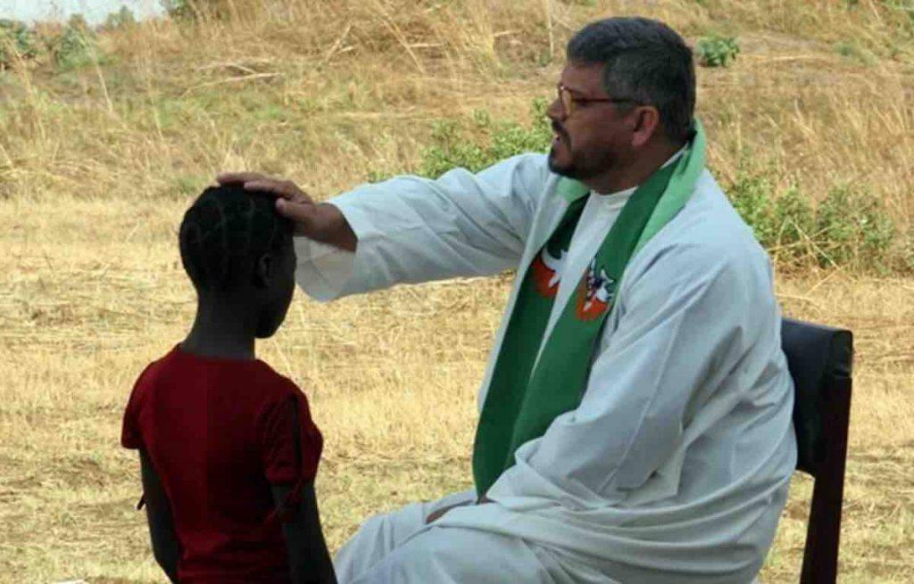 Coronavirus Missionario Zambia
