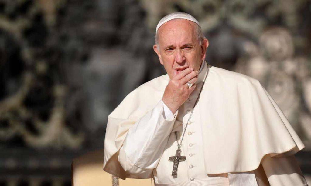Coronavirus Papa Francesco