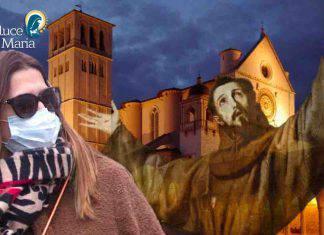 Coronavirus preghiera oggi Francescani