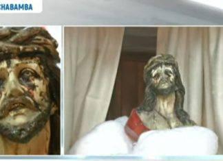Cristo de la Lágrimas de San Pedro
