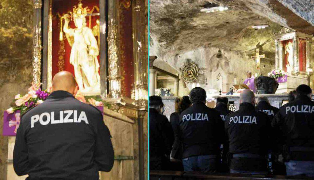 Coronavirus: Polizia si affida a San Michele scuola coronavirus