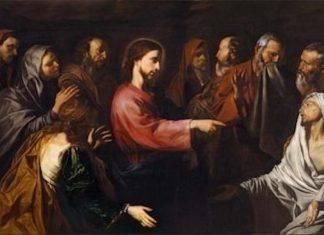 Vangelo Giovanni 11,1-45