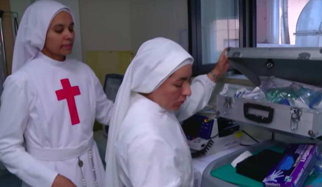 Suore infermiere Figlie di San Camillo