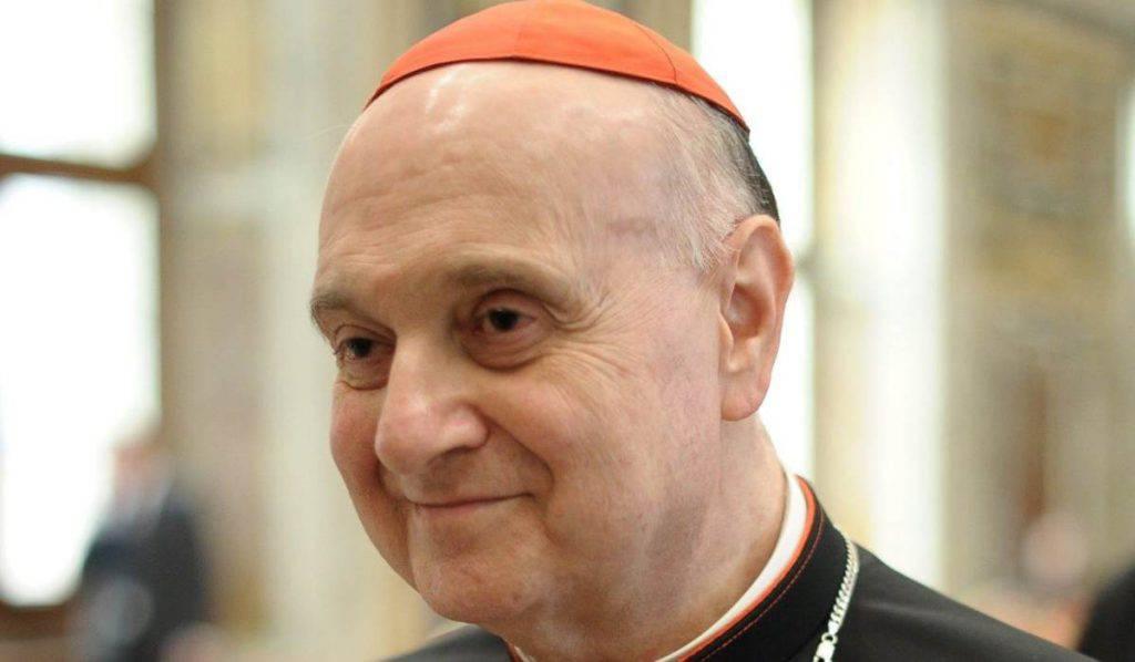 cardinale Angelo Comastri