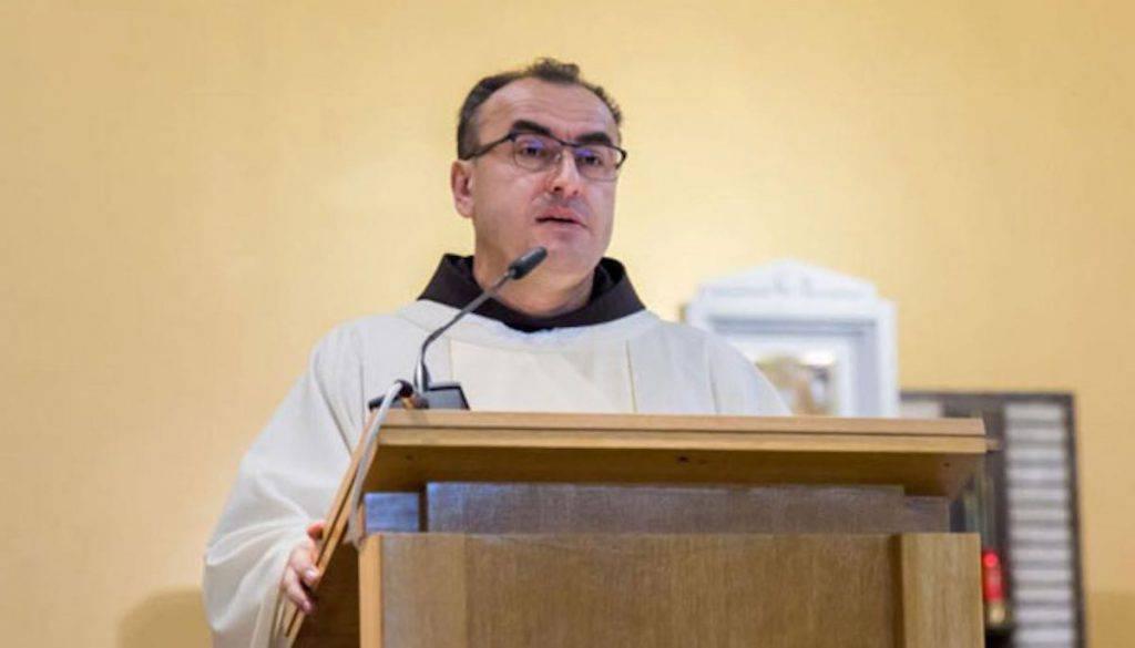 Padre Marinko Sakota, parroco di Medjugorje