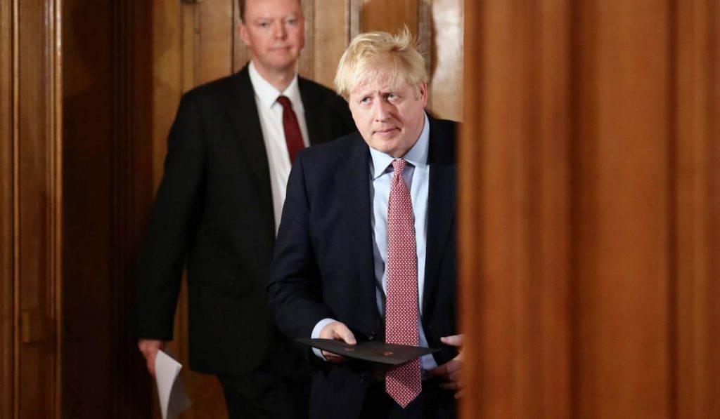 Boris Johnson Gran Bretagna