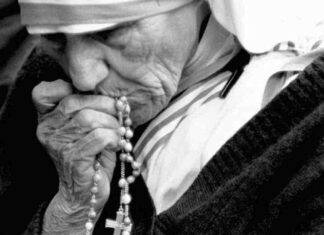 Pensiero Santi - Madre Teresa