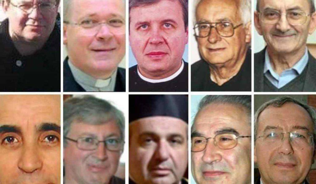 sacerdoti martiri coronavirus chiesa