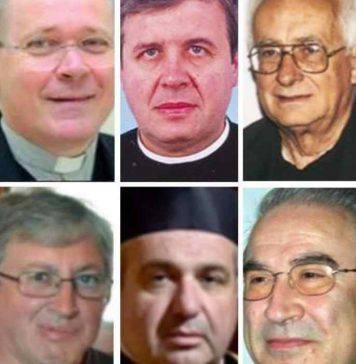 sacerdoti martiri coronavirus