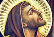 Pensiero santi: san Francesco