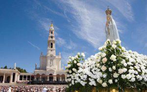 Santuario di Fatima - Anniversario 13 maggio 2020