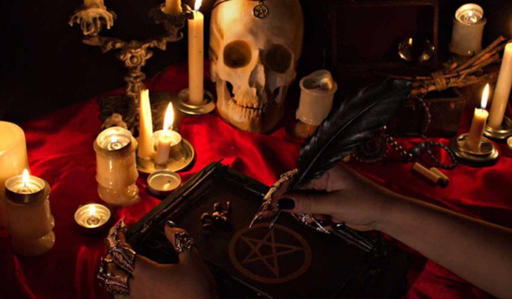 sette santoni satanismo