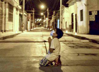 Alen Castaneda prega