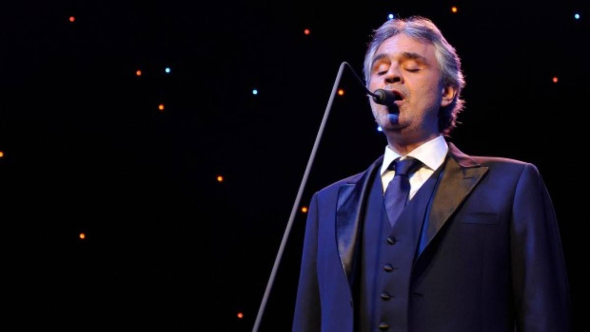 Andrea Bocelli, concerto in streaming mondiale a Pasqua nel Duomo di Milano