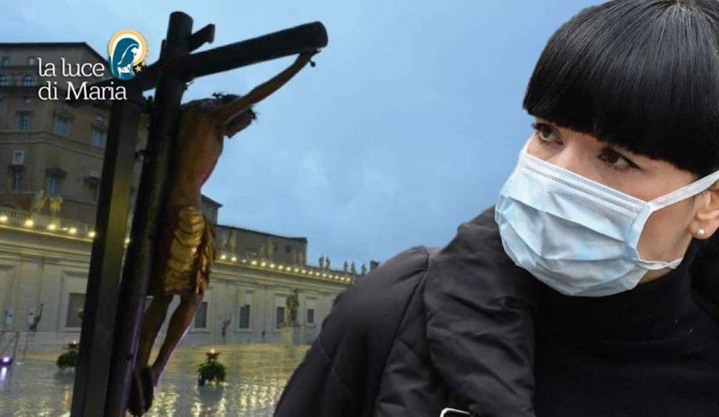 Coronavirus preghiera contro ansia