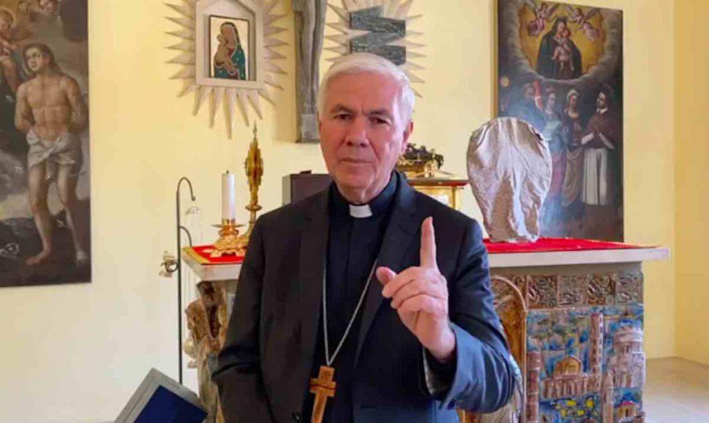 Dichiarazione Mons. D'Ercole