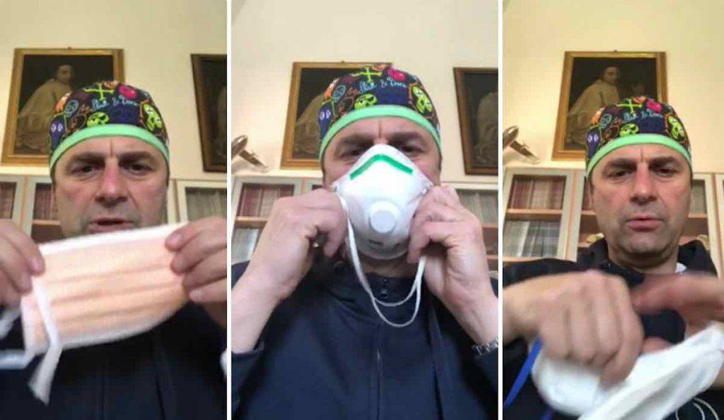 Coronavirus la mascherina giusta