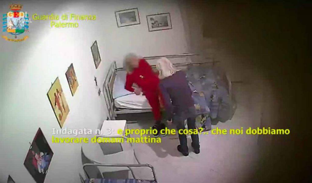 Palermo 6 Arresti maltrattamenti