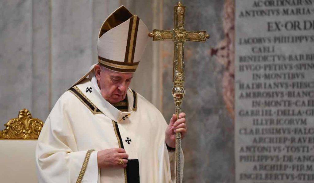 Papa Francesco - Pasqua Coronavirus