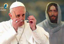 Papa Francesco vedere Dio