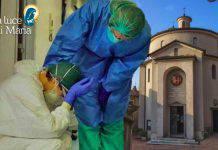 Tempio medici vittime Coronavirus
